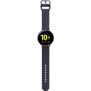 Samsung Galaxy Watch Active2 (44mm)-Aqua Black (Bluetooth) - Accelerometer-Barometer-Gyro