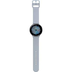 Samsung Galaxy Watch Active2 (44mm)-Cloud Silver (Bluetooth) - Accelerometer-Barometer-Gyr