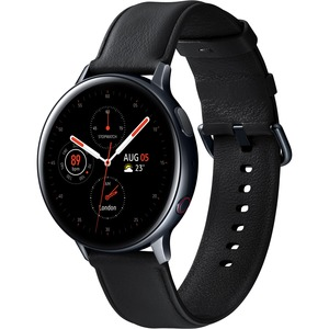 Samsung Galaxy Watch Active2 (44mm)-Black (LTE) - Heart Rate Monitor - Text Messaging - Sl
