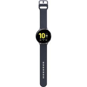 Samsung Galaxy Watch Active2 (40mm)-Aqua Black (Bluetooth) - Accelerometer-Barometer-Gyro