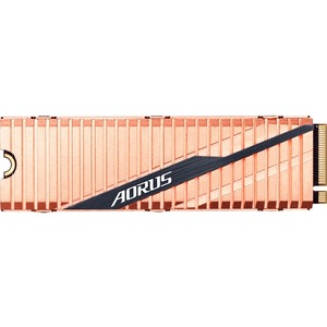 Aorus GP-ASM2NE6200TTTD 2 TB Solid State Drive - M.2 2280 Internal - PCI Express NVMe (PCI