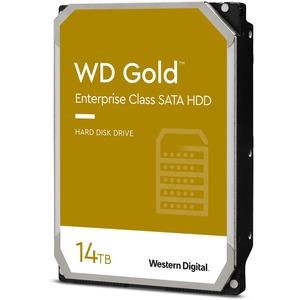 WD Gold WD141KRYZ 14 TB Hard Drive - 3.5inInternal - SATA (SATA/600) - Server-Storage Sys