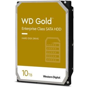WD Gold WD102KRYZ 10 TB Hard Drive - 3.5inInternal - SATA (SATA/600) - Server-Storage Sys