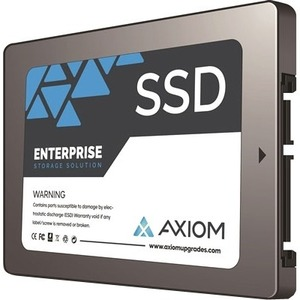 Axiom EP400 3.84 TB Solid State Drive - 2.5inInternal - SATA (SATA/600) - Server-Storage