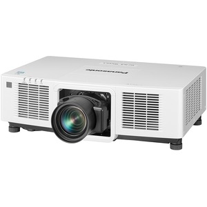 10000LM WUXGA RESOLUTION LCD LASER PROJECTOR NO LENS WHITE