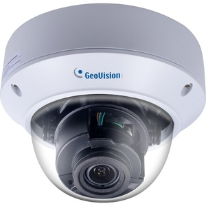 GeoVision GV-TVD4710 4 Megapixel Network Camera - Dome - 98.40 ft Night Vision - MJPEG-H.2