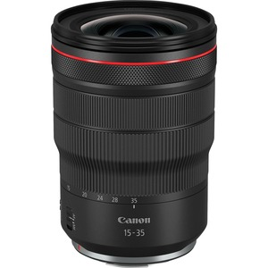 Canon - 15 mm to 35 mm - f/2.8 - Wide Angle Zoom Lens for Canon RF - Designed for Digital