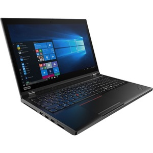 "Lenovo ThinkPad P53 20QN005CUS 15.6"" Touchscreen Mobile Workstation - 3840 x 2160 - Core i9 i9-9880H - 32 GB RAM - 512 G"