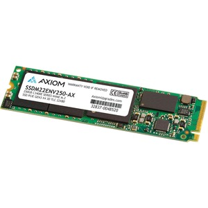 Axiom C3400e 250 GB Solid State Drive - M.2 2280 Internal - PCI Express NVMe (PCI Express