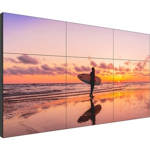 Planar VMC49MXX9 LCD Video Wall - 146inLCD - 700 Nit - Black