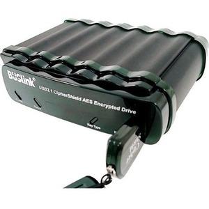 7.6TB TYPE-C 256-BIT AES BUS-PWR SSD