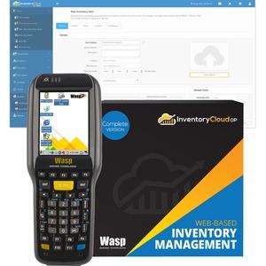 Wasp DT92 Handheld Terminal - 1 GB RAM - 8 GB Flash - 3.2inTouchscreen - 38 Keys - Functi