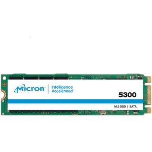 Micron 5300 5300 PRO 960 GB Solid State Drive - M.2 2280 Internal - SATA (SATA/600) - Read