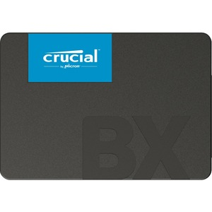 Crucial BX500 2 TB Solid State Drive - 2.5inInternal - SATA (SATA/600) - Desktop PC-Noteb