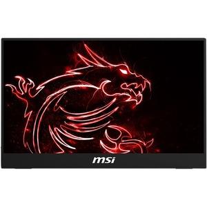 MSI Optix MAG161V 15.6inFull HD Portable Display LCD Monitor - 16:9 - Gun Metal - 16inCl