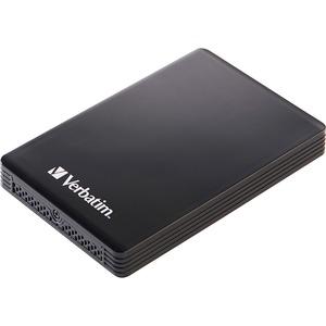 256GB VX460 EXT SSD USB3.1 GEN 1 BLK