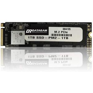 Dataram SSDM2-PCIE-1TB 1 TB Solid State Drive - M.2 2280 Internal - PCI Express NVMe