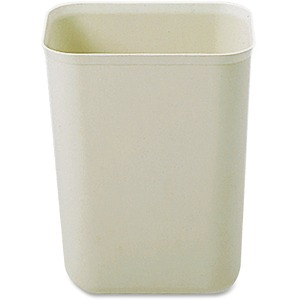 Rubbermaid Commercial 7Q Fire Resistant Wastebasket - 1.75 gal Capacity - Yes - Chip Resistant, Dent Resistant, Rust Resistant, Long Lasting - 10