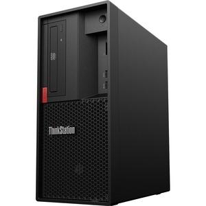 Lenovo ThinkStation P330 30CY007EUS Workstation - 1 x Intel Core i3 i3-9100 9th Gen 3.60 G