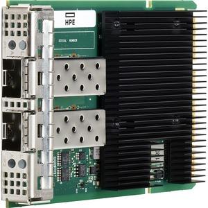 HPE Ethernet 10/25Gb 2-port SFP28 MCX562A-ACAI OCP3 Adapter - PCI Express 3.0 x16 - 2 Port