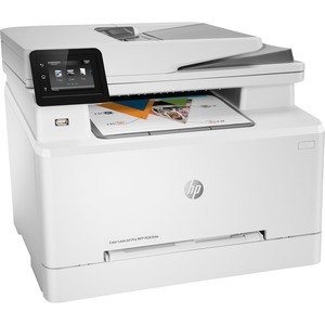 HP COLOR LASERJET PRO MFP M283FDW - MULTIFUNCTION - LASER - PRINT COPY SCAN F