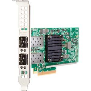 HPE Ethernet 10Gb 2-port 537SFP+ Adapter - PCI Express 3.0 x8 - 2 Port(s) - Optical Fiber