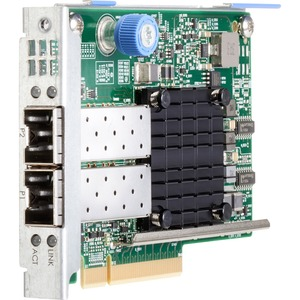 HPE Ethernet 10Gb 2-port 537SFP+ OCP3 Adapter - PCI Express 3.0 x8 - 2 Port(s) - Optical F