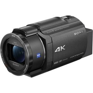 Sony Handycam AX43 Digital Camcorder - 3inLCD Touchscreen - CMOS - 4K - 16:9 - 8.3 Megapi