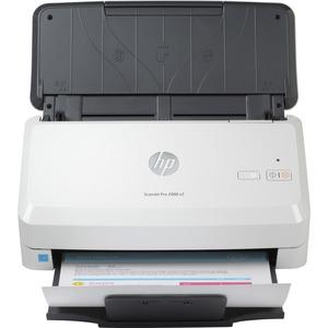 HP ScanJet Pro 2000 s2 Sheetfed Scanner - 600 dpi Optical - Duplex Scanning - USB