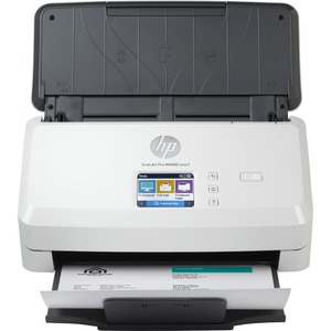 HP ScanJet Pro N4000 Sheetfed Scanner - 600 x 600 dpi Optical - 40 ppm (Mono) - 40 ppm (Co