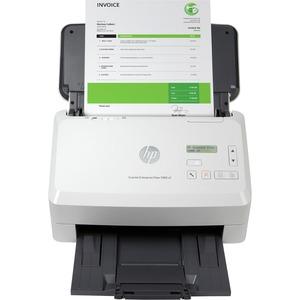 HP Scanjet Enterprise Flow 5000 S5 Sheetfed Scanner - 600 dpi Optical - 65 ppm (Mono) - 65