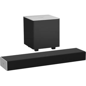 VIZIO 2.1 Bluetooth Speaker System - 50 Hz to 16 kHz - DTS Virtual:X - USB