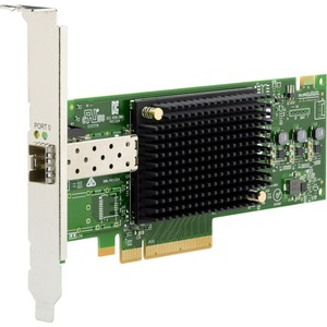HPE SN1610E 32Gb 1-port Fibre Channel Host Bus Adapter - 32 Gbit/s - 1 x Total Fibre Chann