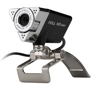 ALURATEK HD 1080P USB WEBCAM FOR DESKTOP/LAPTOP WITH BUILT-IN MIC