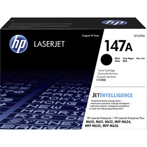 HP 147A (W1470A) BLACK LASERJET TONER CARTRIDGE