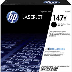 HP 147Y (W1470Y) BLACK LASERJET TONER CARTRIDGE