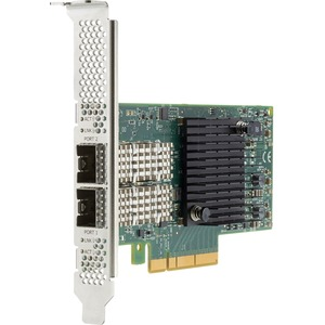 HPE Ethernet 10/25Gb 2-port SFP28 X2522-25G Adapter - PCI Express 3.0 x8 - 2 Port(s) - Opt