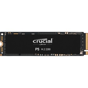 Crucial P5 CT1000P5SSD8 1 TB Solid State Drive - M.2 2280 Internal - PCI Express NVMe (PCI