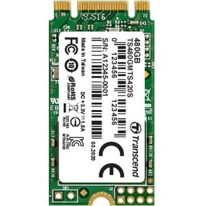 480GB M.2 2242 SATA TLC