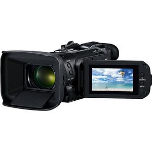Canon VIXIA HF G60 Digital Camcorder - 3inLCD Touchscreen - CMOS - 4K - Black - 16:9 - 8.