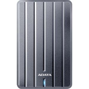 Adata HC660 1 TB Portable Hard Drive - 2.5inExternal - Gray - USB 3.1 - 256-bit Encryptio