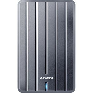 Adata HC660 2 TB Portable Hard Drive - 2.5inExternal - Titanium - USB 3.1 - 256-bit Encry