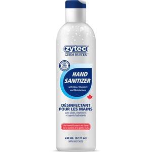 Zytec Clear Gel Hand Sanitizer Pro 70% - 240 ml