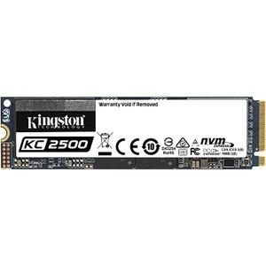 Kingston KC2500 1.95 TB Solid State Drive - M.2 2280 Internal - PCI Express NVMe (PCI Expr