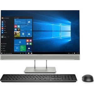 HP EliteOne 800 G5 All-in-One Computer - Intel Core i3 9th Gen i3-9100 Quad-core (4 Core)