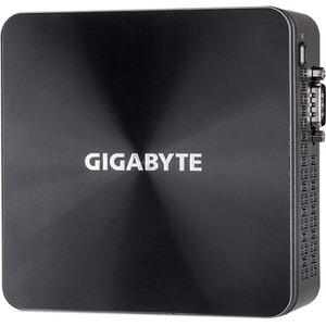Gigabyte BRIX GB-BRI7H-10510 Barebone System Ultra Compact - Black - 64 GB DDR4 SDRAM DDR4
