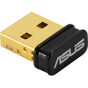Asus USB-BT500 Bluetooth 5.0 - Bluetooth Adapter for Desktop Computer/Printer/Smartphone/K