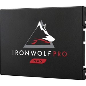 IRONWOLF PRO 125 SSD 3.84TB 2.5 SINGLE
