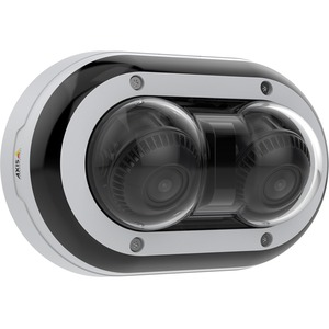 AXIS P3715-PLVE 2 Megapixel Network Camera - Dome - 49.21 ft Night Vision - H.264-H.264 (M
