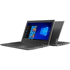 Lenovo 100e Windows 2nd Gen 82GJ0004US 11.6inNetbook - HD - 1366 x 768 - AMD 3015e Dual-c